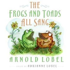 From Caldecott Medalist Arnold Lobel comes a brand-new collection of rhyming stories about frogs and toads. Discovered by his daughter, Adrianne Lob Arnold Lobel, Poetry For Kids, Short Poems, Frog And Toad, Kindergarten Reading, Children With Autism, Toddler Preschool, Read Aloud, Audio Books