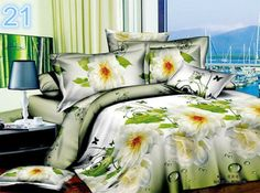 4 Piece 3D Luxury Bedding Set from Juliano™