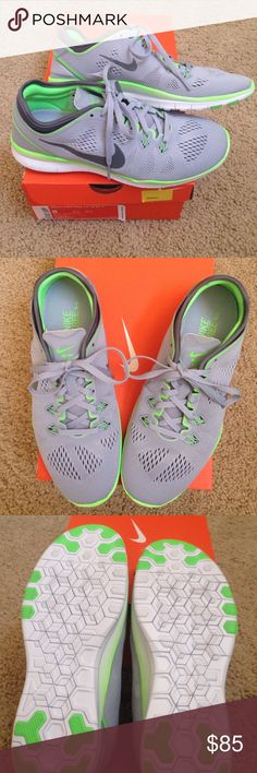 New NIKE Free 5.0 Brand new Nikes, comes in original box! Love these but just have too many pairs already!  Nike Shoes Athletic Shoes