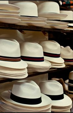 54a94c770c9 City s Panama hat makers report strong sales in 2014 and expect more growth  in European fashion trends are fueling the demand