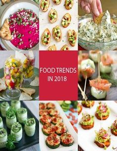 Food Trends in 2018 That You Should Try