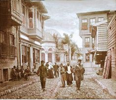 Historical Pictures, Istanbul, Painting, Painting Art, Paintings, Painted Canvas, Drawings, Historical Photos