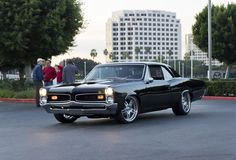 '66 Customized GTO