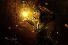 Fall Legends by imaginaryrosse