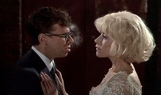 Rick Moranis and Ellen Greene - Little Shop of Horrors Little Shop Of Horrors Costume, Ellen Greene, Ghost Movies, 90s Movies, Rick Moranis, Horror Photos, Horror Films, Musical Theatre, We The People