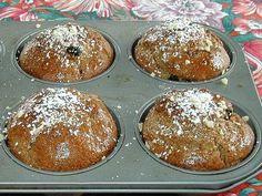 Amaranth-Ginger Muffins, plus information about amaranth