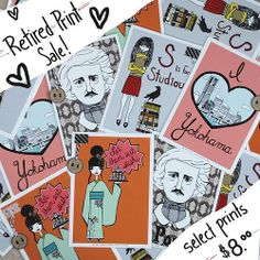 March 2014 Spring Cleaning Sale (www.etsy.com/shop/osloANDalfred)