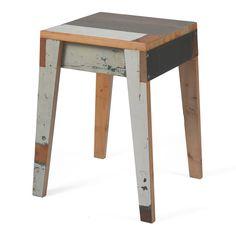 Taburete madera mate by Piet Hein Eek | ROOMSERVICE DESIGN