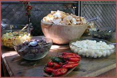 Cozinha para relaxar: Cardápio para festa de Comida de Boteco - Buteco JK