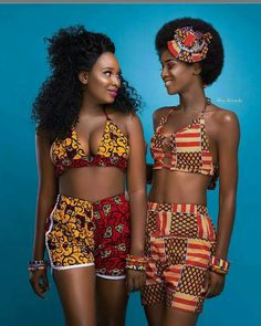 african print swimsuits