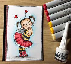 Mel's Art Journey: Bee Mine
