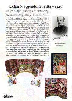 Affiche expo cirque Meggendorfer