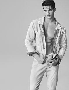 Matt Terry for Calvin Klein Jeans Spring/Summer 2015