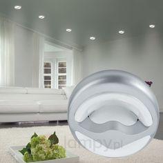 Bardzo nowoczesna oprawa wpuszczana LED ELVEDIN www.lampy.pl