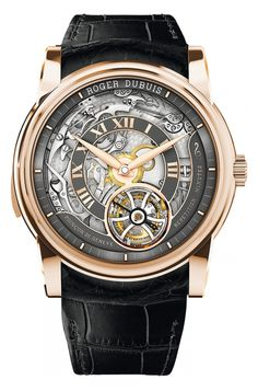 Novelties | Collections | Roger Dubuis Minute Repeater RDDBHO0560 #roger-dubuis #horlogerie @calibrelondon
