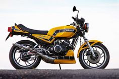 #Yamaha #RD350LC - Silodrome Elsie, Elsie, how I miss you !  Crazy little smoker - definitely a game changer in her day!!