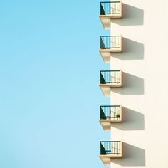 The Abstract Architecture Photography of Matthieu Venot