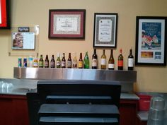 Great selection of beer and wine, local as well