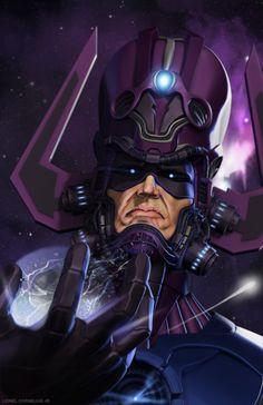 ArtStation - Galactus, Lionel Cornelius Jr