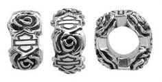 Harley-Davidson® MOD® Rose Ride Bead HDD0156