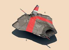 """ogs-sxo: """" Homeworld: Deserts of Kharak Concept Art """""""