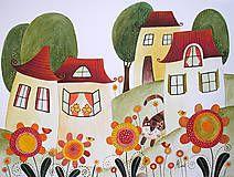 Kresby - Kocúrik od susedov - 6734241_