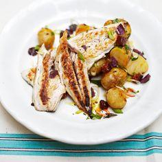 Warme makreel-aardappelsalade recept - Jamie magazine