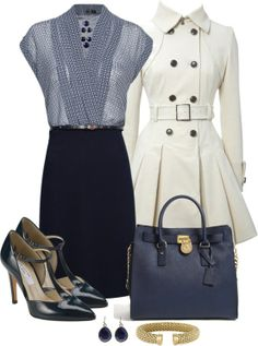 women's office polyvore outfits | http www polyvore com michael kors bag set embedder 4763250 svc ...