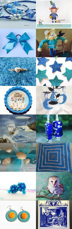 Don't Forget Shades of the Sea by Susan McAnany on Etsy--Pinned with TreasuryPin.com