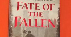 Fate of the Fallen by Kel Kade (Spoilers) Gifted (Readers Enjoy Authors' Dreams) The Golden Boy, The Chosen One, How To Be Likeable, Get Over It, Authors, This Book, Dreams, Fall, Blog
