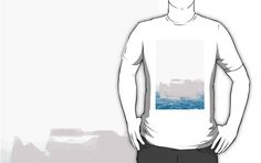 Ocean _ Pink #redbubble #lifestyle
