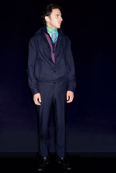 MP Massimo Piombo | Spring 2015 Menswear Collection | Style.com