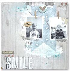 page pandore smile