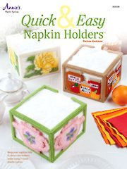 Quick & Easy Napkin Holders