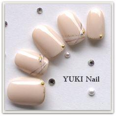 Lily Nails, Powder Nails, Nude Nails, Nails Inspiration, Beauty Nails, Pedicure, Hair And Nails, Finger, Nail Designs