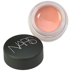 Nars Lip Lacquer in Chelsea Girls - THE perfect nude for very fair skinned gals like me. Lasting power is good, and this little pot serves up tons of applications!