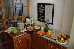 Our breakfast buffet Boutique Hotel Casa Joaquin