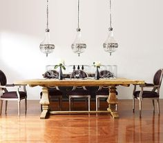 Pinterest  The World's Catalog Of Ideas Delectable Slim Dining Room Tables Design Decoration