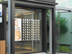 A.P.C. +Carhartt