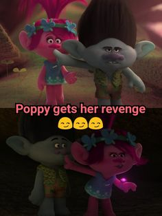 HA! SOLID BURN RETURNED!😏😏😏 Los Trolls, Grumpy Face, Poppy And Branch, Disney Movies, Dreamworks, True Colors, Cute Couples, Poppies, Funny Memes