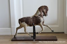 toy horse before restoration Primitive Patterns, Wooden Horse, Virtual Museum, Equine Art, Antique Toys, Primitives, Equestrian, Folk Art, Restoration