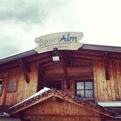 Skiing in Serfaus