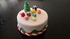 Weihnachtstorte Glutenfrei