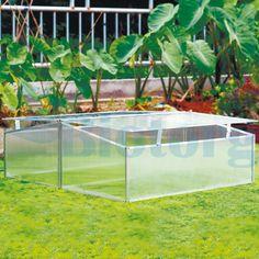 В мини-теплице парнике JXX-50061 создан специальный микроклимат для выращивания растений. Многие садоводы используют подобные теплицы для выращивания клубники, огурцов и перца. Отличный урожай в мини-теплице гарантирован 4мм поликарбонатной панели. Благодаря которой будущий урожай получает много света, защищен от резких перепадов температур, заморозков.