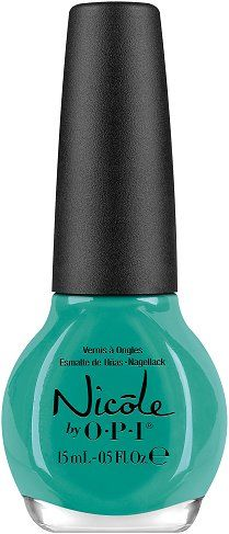 Nicole by OPI Teal Me Something New! (Click through to see the press release and more promo pictures of all the 15 shades that'll be added to the line in 2014!)