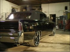 """1965 Lincoln Continental Convertible by """"Mobsteel"""" - *****"""