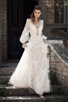 See the looks we are loving from bridal fashion week...