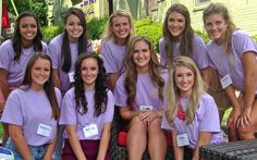 What to wear for sorority recruitment - SOCIETY19 Sorority Canvas, Sorority Paddles, Sorority Crafts, Sorority Recruitment Outfits, Sorority Big Little, Delta Gamma, College Life, Auburn, What To Wear
