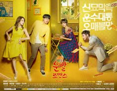 Lucky Romance had very high expectations and unfortunately they were not met   Main leads really cute though.
