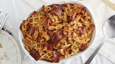 Maple Bacon Cookie Bark recipe from Betty Crocker